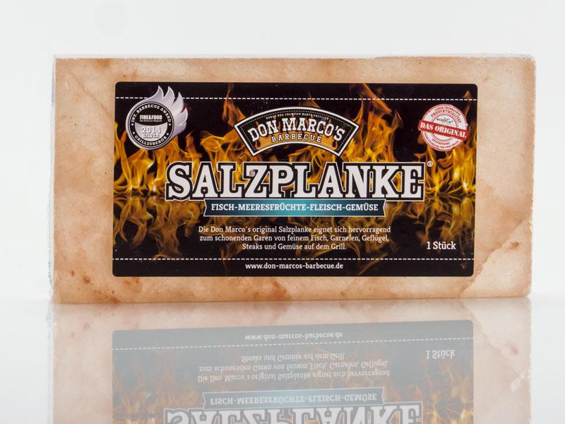 Don Marco´s original Salzplanke®