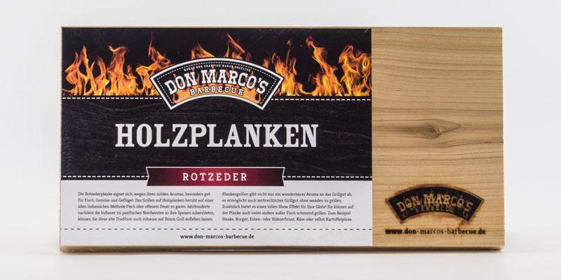 Don Marco's Holzplanken